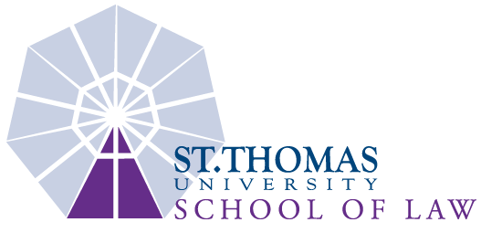 Logo - St. Thomas University School of Law